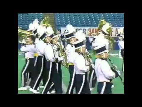 Shelby County High School 1988 Competition at Bands Of America