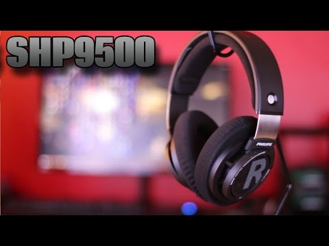 Philips SHP9500 Headphone Review - How good are these $50 Cans?