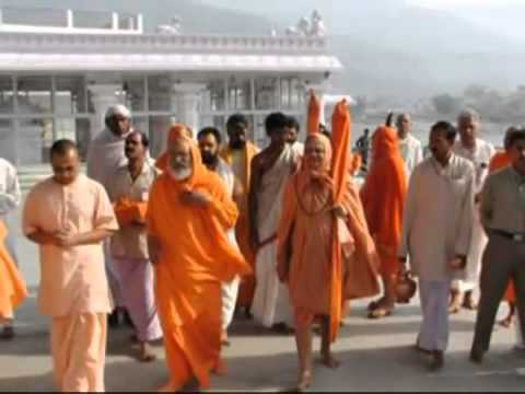 Life and work of Pujya Swami Dayananda Saraswati