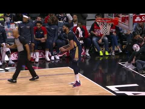 Patrick Beverley Gets Technical Foul For Taking Anthony Davis Shoe To Los Angeles Clippers Bench