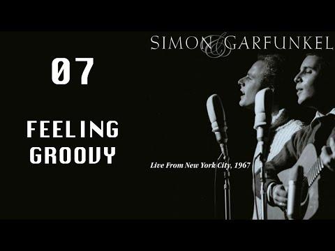 The 59th Street Bridge Song,  From NYC 1967, Simon & Garfunkel