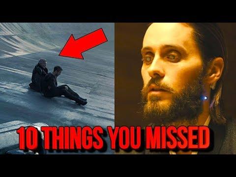 10 Things You Missed In Blade Runner 2049