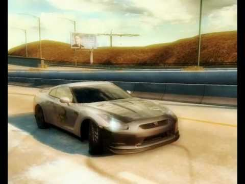 Need For Speed Undercover - Лучшие Кадры/Приколы/Аварии. [Music Montage/Gameplay Footage]
