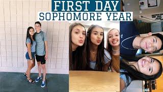 first day of school || vlog