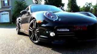 Porsche 911 Turbo S 2011 Videos