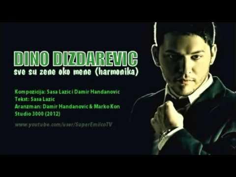 Dino Dizdarevic - Sve su zene oko mene (Harmonika) By DoKa