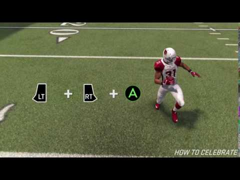Madden NFL 17 Tips | How To Celebrate