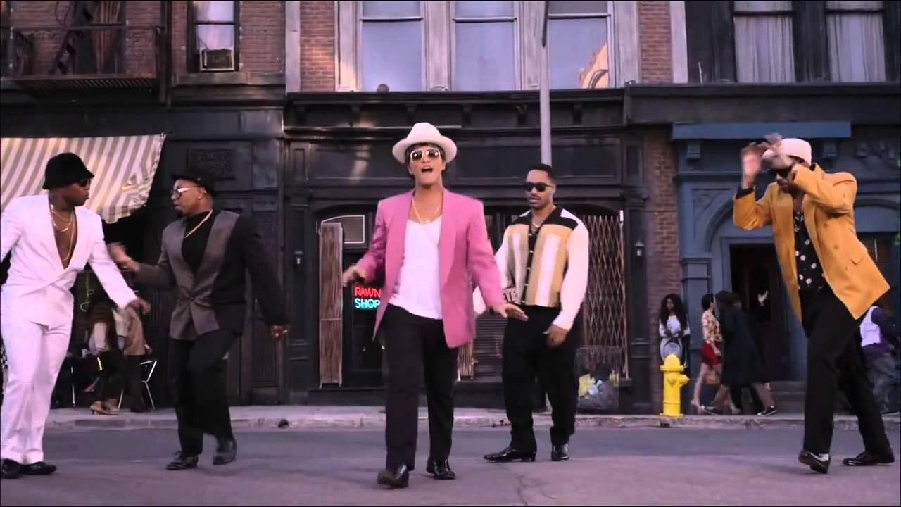 Musicless Mark Ronson Uptown Funk Ft Bruno Mars Video Without Music Youtube