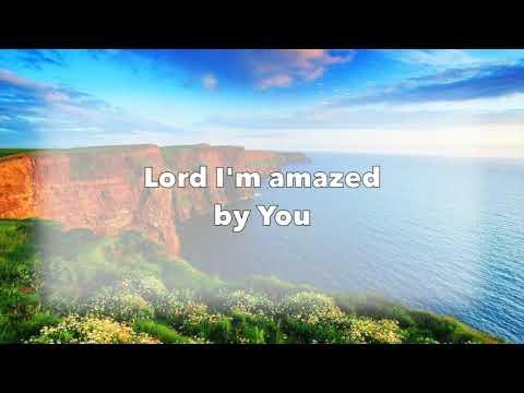 Amazed - Jared Anderson (worship Song With Lyrics)