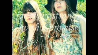 ''Emmylou'' by First Aid Kit with lyrics