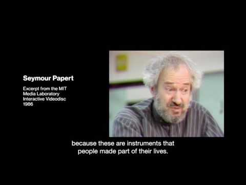 ML30: Seymour Papert  Video