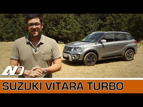 Suzuki Vitara Turbo - Para aquellos que disfrutan la aventura