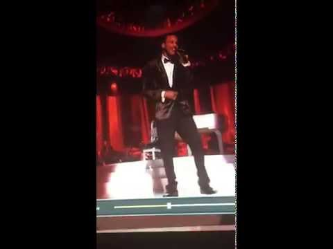 Tevin Campbell SoulTrain Awards 2015