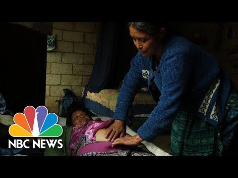 App Helps Reduce Childbirth Deaths In Rural Guatemala | NBC News