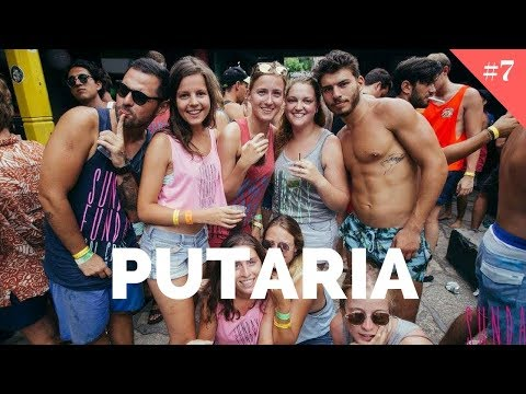FESTA PUTARIA NA NICARÁGUA - Sunday Funday :: San Juan Del Sur   América Central #7