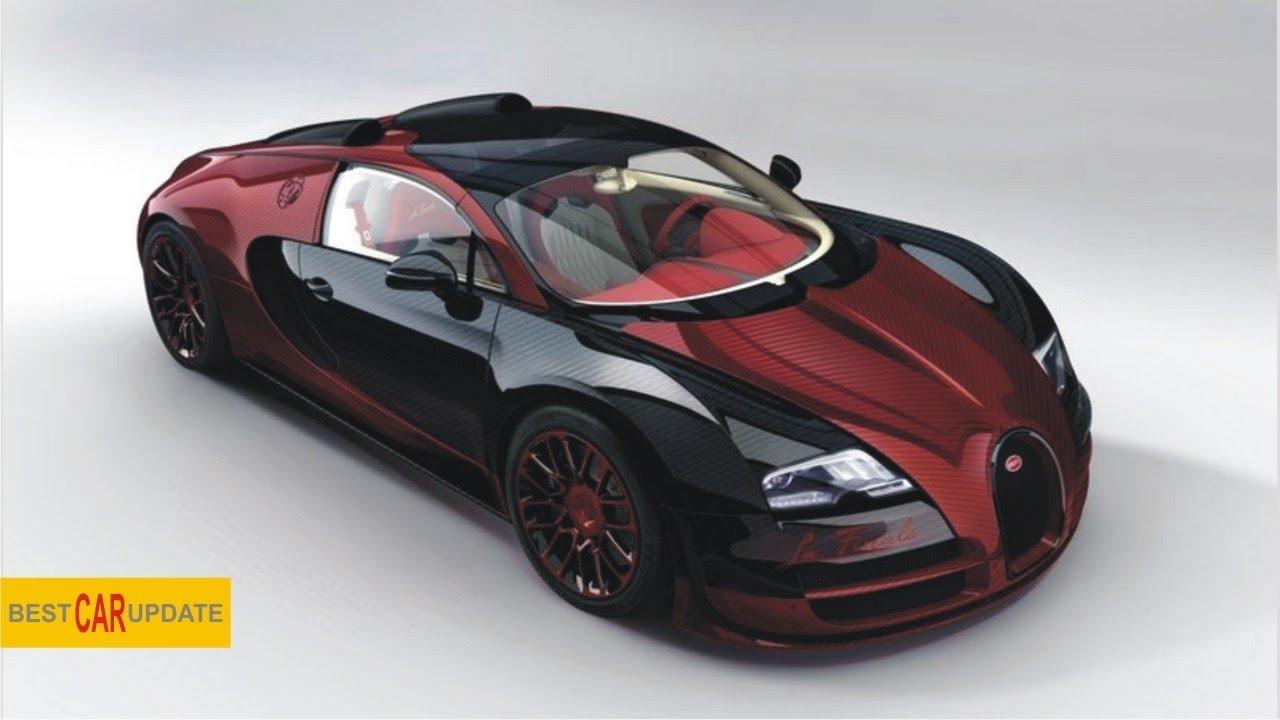 New Bugatti Veyron 2018