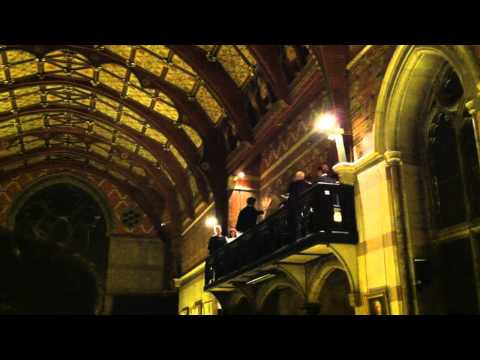 Sunday Grace sung at Keble College