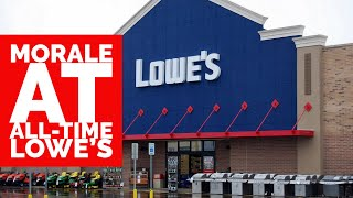 Big Changes at #2 Lowe's have Employee's Fearing the Worst