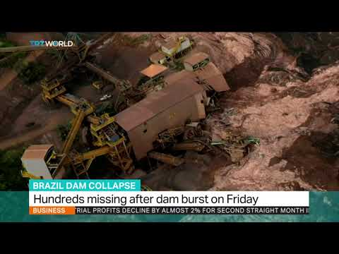 Risk Of Water Supply Contamination After Mining Dam Collapse In Brazil