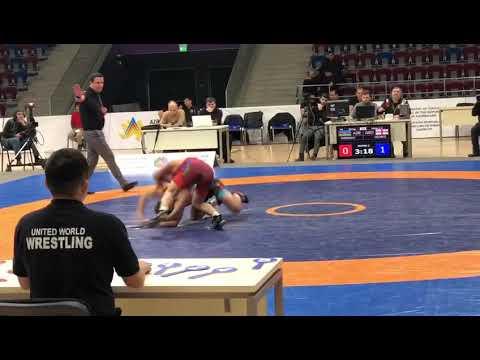 Nesirov Ebelfez 60 Kg Final (M.Isayev Xatire Turniri)