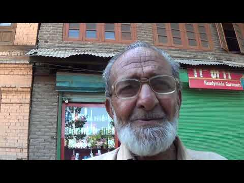 Ghulam Mohammad Khan Son Of M Maqbool Khan Regrets Pundit's Distress Sale Of Their Property.MTS