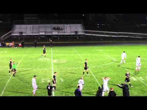 Lewis-Palmer vs. Sand Creek Boys Soccer (2d Half)