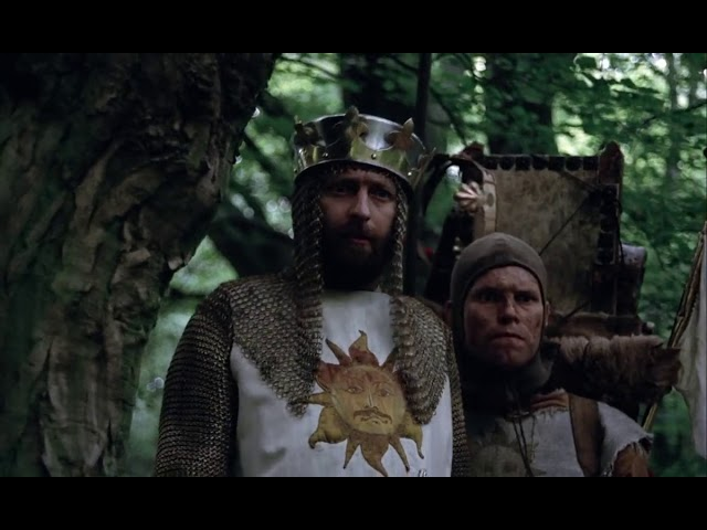Monty Python and The Holy Grail - Full Movie