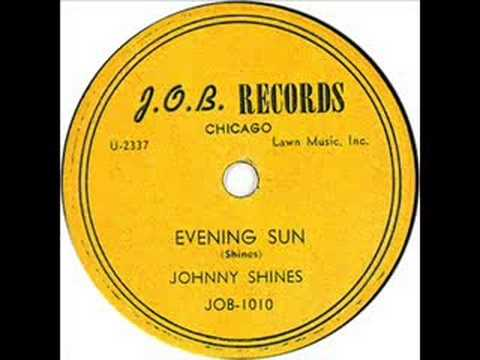 Johnny Shines & Walter Horton  Evening Sun