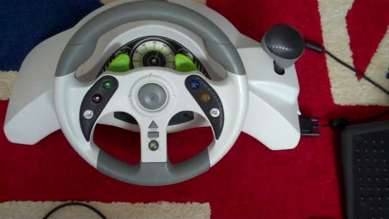 small resolution of madcatz mc2 xbox 360 racing wheel review youtube rh youtube com xbox 360 rear panel xbox 360 to tv wiring