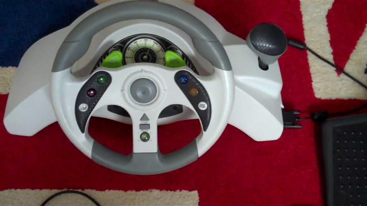 madcatz mc2 xbox 360 racing wheel review youtube rh youtube com xbox 360 rear panel xbox 360 to tv wiring [ 1280 x 720 Pixel ]