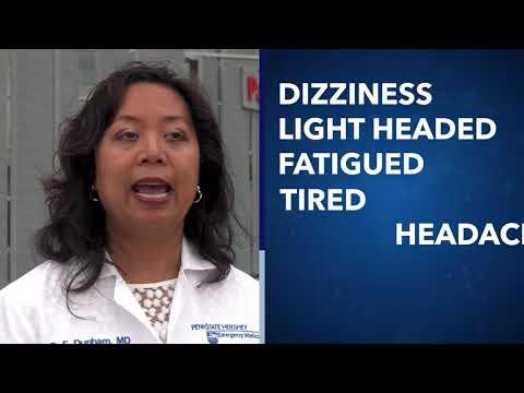 Heatstroke - Penn State Health Milton S. Hershey Medical Center.