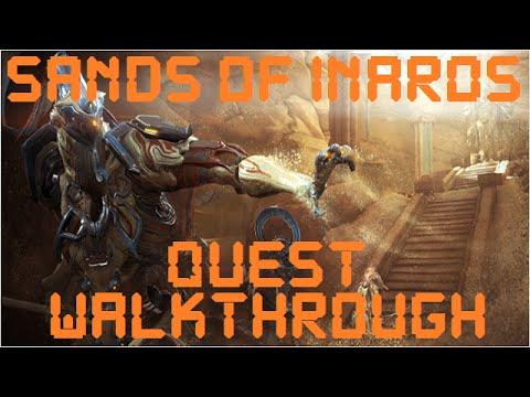 Warframe - Sands Of Inaros (Quest Walkthrough)
