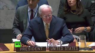 Брифинг в Совете Безопасности ООН по ситуации в Сирии — LIVE
