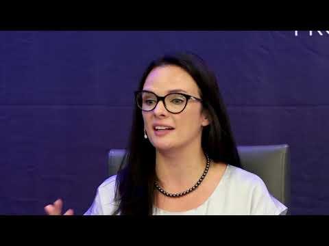 BAC19 Johannesburg Panel 2 - Enterprise Blockchain in Finance