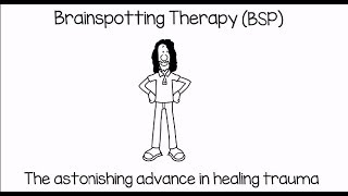 Brainspotting Therapy - Developed by David Grand (PhD) - A sketch animation by Dr Mark Grixti