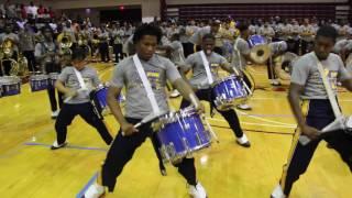 Video Drumline Battle - PVAMU vs. AAMU (2016) download MP3, 3GP, MP4, WEBM, AVI, FLV Juni 2017