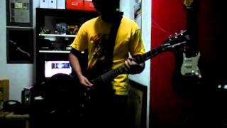 Iron Maiden - The Wicker Man Cover by Ihsan