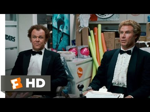 Step Brothers (2/8) Movie Clip - Job Interview (2008) HD