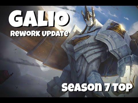 Galio Build Guides :: League of Legends Strategy Builds