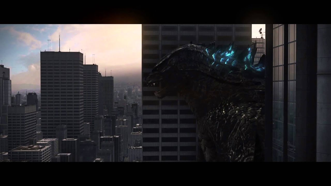 Godzilla 2 | Comic Con 2014 [Full Panel] - YouTube