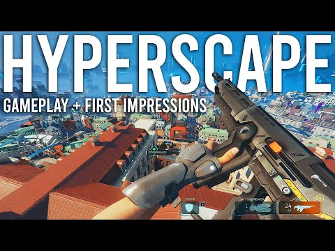 Hyperscape Gameplay and First Impressions
