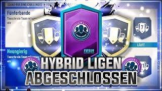 FIFA 19: HYBRID LIGEN SBC *GÜNSTIG* abgeschlossen🔥✅145K PACKWERT!