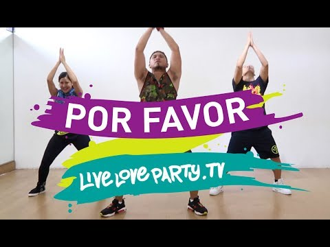 Por Favor | Live Love Party™ | Zumba® | Dance Fitness