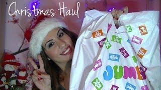 Christmas Haul(Jumbo) |Georgia B