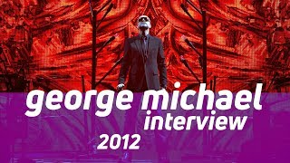 George Michael on Health Recovery, Symphonica and White Light | philmarriott.net