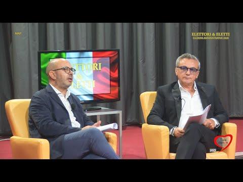 Elettori & Eletti 2020: Antonio Nespoli e Bino Vurchio, candidati Forza Italia