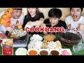 Street food Cookbang!(Cheese Stick, kikiam,Squid Ball, Chicken Ball,Fish Ball, Kwek kwek,) Mukbang
