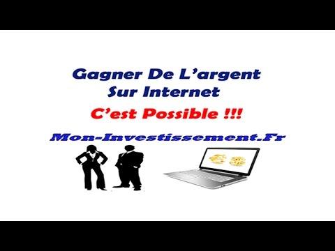 Comment gagner de l 39 argent sur internet m thode d - Comment gagner a l euromillion a coup sur ...