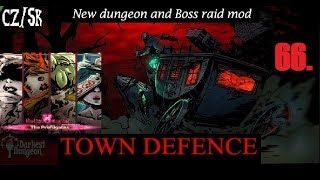 Darkest Dungeon Community Modpack Town Defence 2 New Class Offering A Tusk Heroes