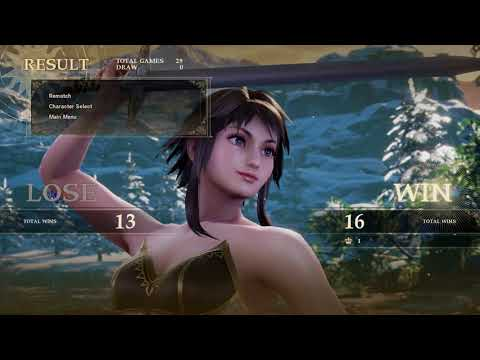 SOUL CALIBUR VI: 20 Minutes of Gameplay With Announced Roster So Far [1080p 60FPS, No Commentary]